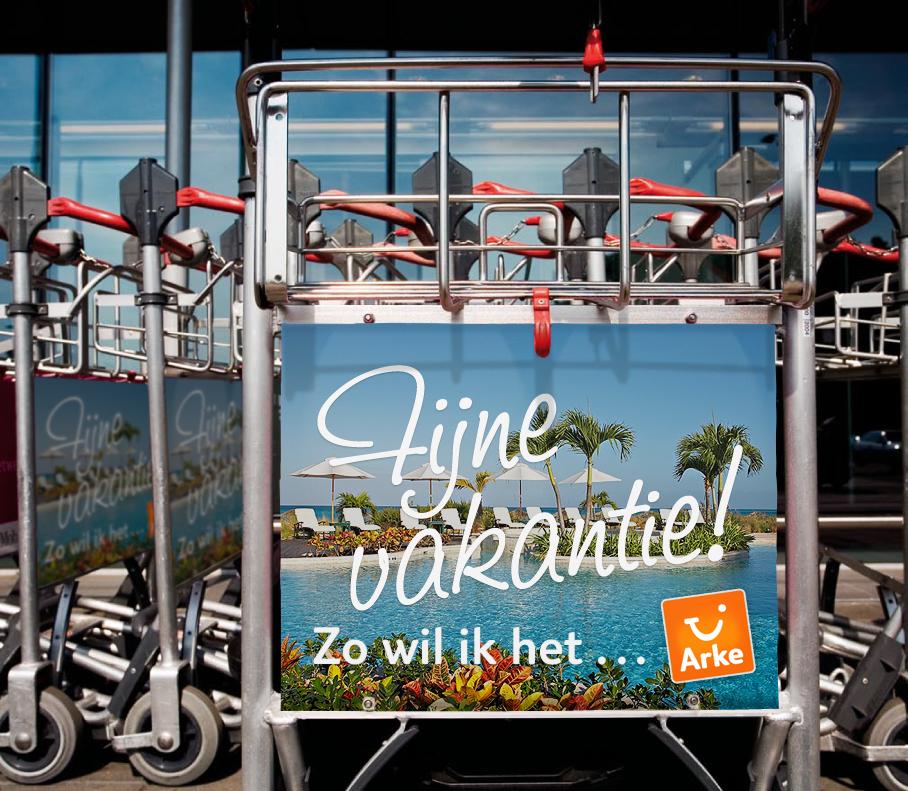 Arke Schiphol Trolley