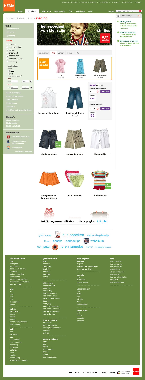 Hema_winkelen_kind_kleding