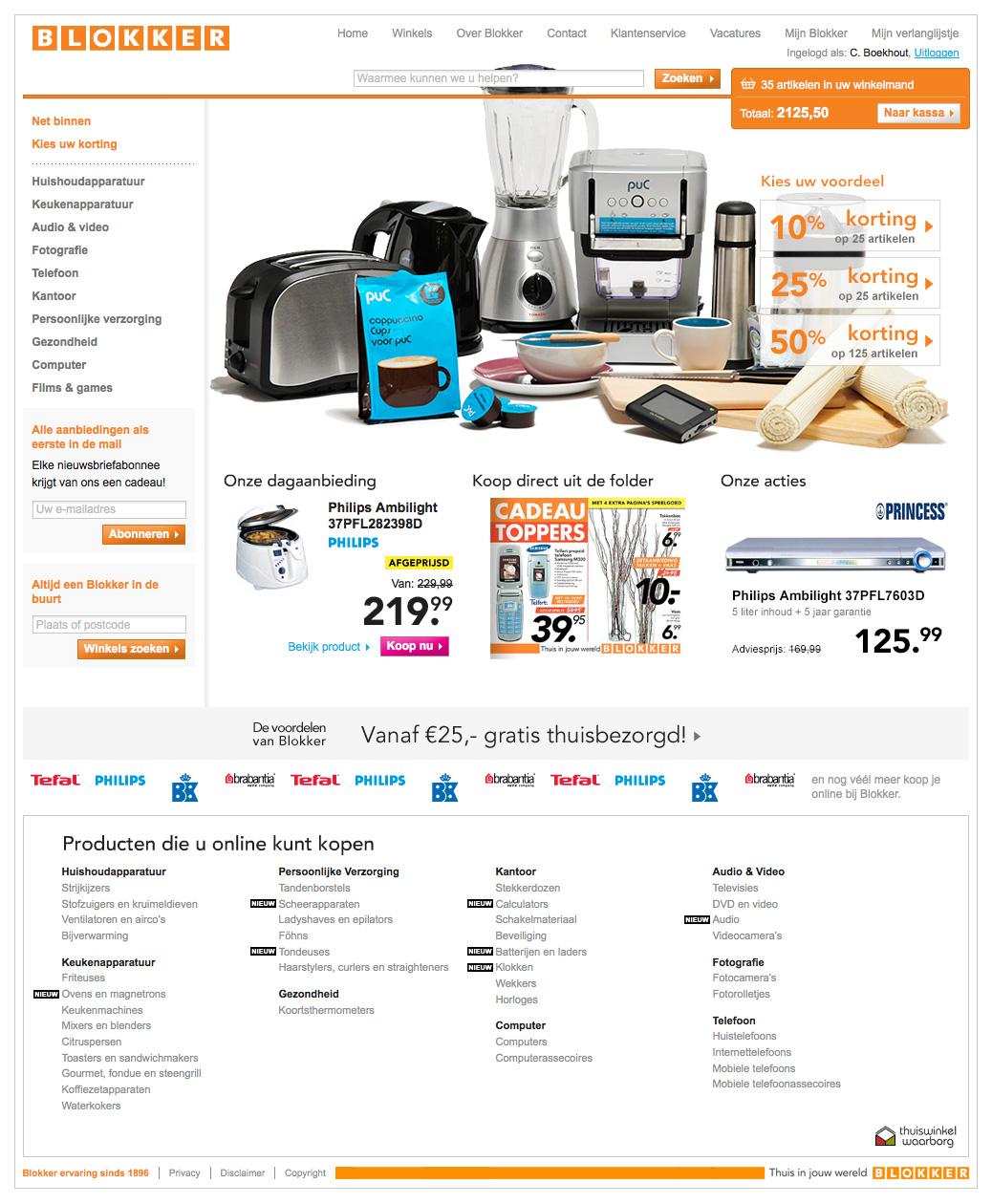 Blokker_Homepage